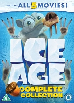 Ice Age: Complete Collection - 1