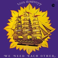 We Need Each Other - Yellow Vinyl (LRS20) - 1