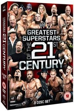 WWE: Greatest Superstars of the 21st Century - 1