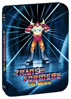 The Transformers - The Movie Limited Edition 4k Ultra HD Blu-ray Steelbook - 1