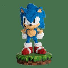 16 Bit Sonic: Sonic Figurine: Hero Collector - 1