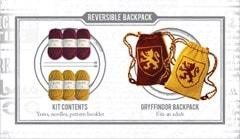 Gryffindor House Kit Bag: Harry Potter Knit Kit - 2