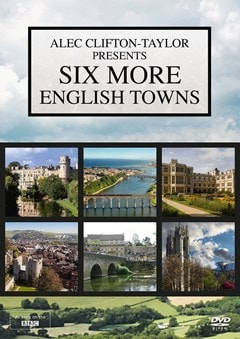 Six More English Towns - 1