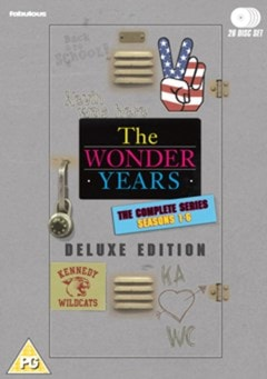 The Wonder Years: The Complete Series - 1