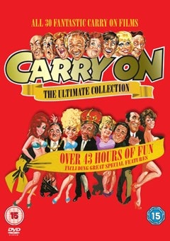 Carry On: The Ultimate Collection - 1