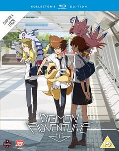 Digimon Adventure Tri: Chapter 4 - Loss - 1