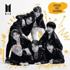 BTS: Square 2021 Calendar - 1