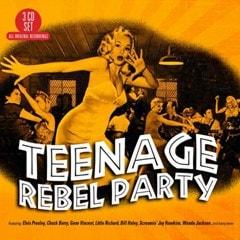 Teenage Rebel Party - 1