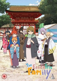 The Eccentric Family: Collection - 1