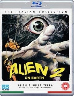 Alien 2 - On Earth - 1