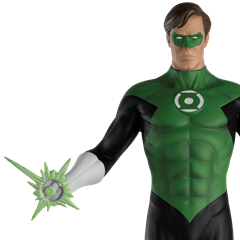 Green Lantern: DC Mega Figurine (online only) Hero Collector - 2