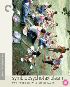 Symbiopsychotaxiplasm: Two Takes - The Criterion Collection - 1