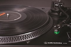 Audio Technica At-LP120X Black Direct-Drive Turntable - 4