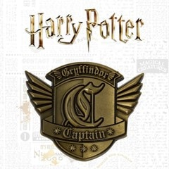 Harry Potter: Captains Badge Medallion (online only) - 1