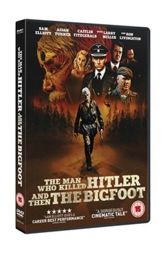 The Man Who Killed Hitler and Then the Bigfoot - 2
