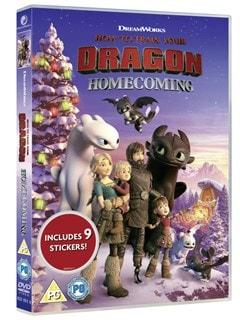 How to Train Your Dragon Homecoming - 2