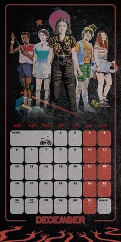 Stranger Things Square 2022 Calendar - 3