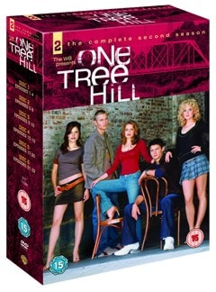 One Tree Hill: The Complete Second Season - 2