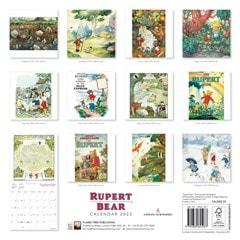 Rupert Bear Square 2022 Calendar - 3