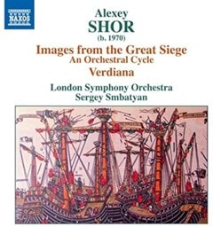 Alexey Shor: Images from the Great Siege: An Orchestral Cycle - 1