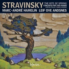 Stravinsky: The Rite of Spring/Concerto for Two Pianos/... - 1