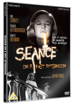 Seance On a Wet Afternoon - 2