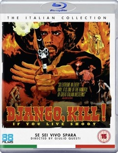 Django Kill - If You Live, Shoot! - 1