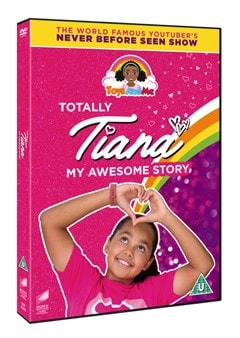 Toys and Me: Totally Tiana - My Awesome Story - 2