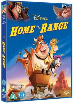 Home On the Range - 4
