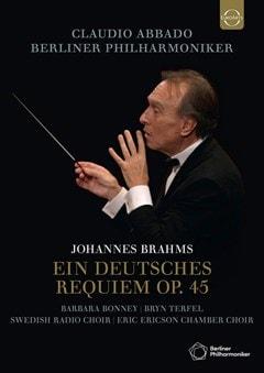 Brahms: Ein Deutsches Requiem (Abbado) - 1
