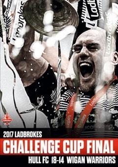 2017 Ladbrokes Challenge Cup Final - Hull FC V Wigan Warriors - 1