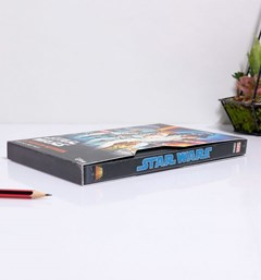 Star Wars (A New Hope) VHS Premium A5 Notebook - 2