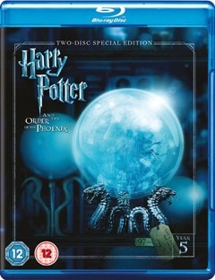Harry Potter and the Order of the Phoenix - 1