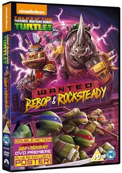 Teenage Mutant Ninja Turtles: Wanted - Bebop and Rocksteady - 2