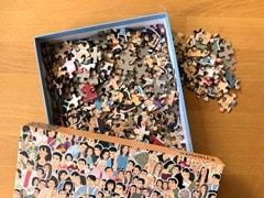 Friends: 500 Piece Jigsaw Puzzle - 3
