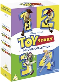 Toy Story: 4-movie Collection - 2