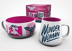 Wonder Woman (Brave) Breakfast Set - 1