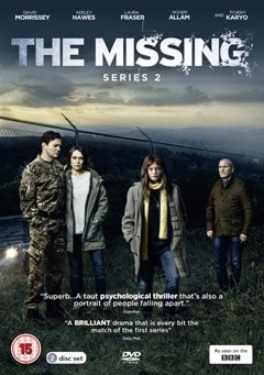 The Missing: Series 2 - 1