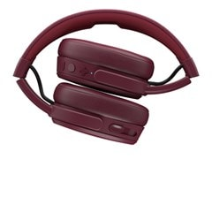 Skullcandy Crusher Moab Red Bluetooth Headphones - 4
