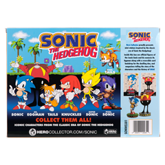 Sonic and Dr Eggman Figurine Set: Hero Collector - 5