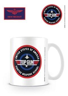 Top Gun: Fighter Weapons School Mug - 1