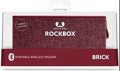 Fresh N Rebel Rockbox Brick Ruby Fabric Edition Bluetooth Speaker - 4