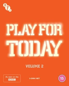 Play for Today: Volume Two - 1