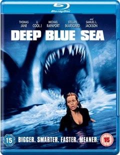 Deep Blue Sea - 1