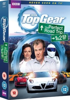 Top Gear: The Perfect Road Trip 1 and 2 - 2