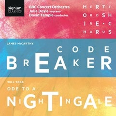 James McCarthy: Codebreaker/Will Todd: Ode to a Nightingale - 1