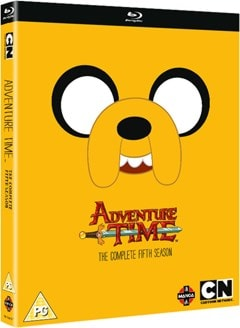 Adventure Time: The Complete Fifth Season - 1