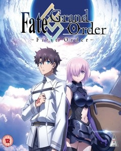 Fate Grand Order: First Order - 1