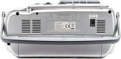 GPO Retro Cassette Player w/ AM/FM Radio - 5