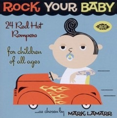 Rock Your Baby: 24 Red Hot Rompers for Children of All Ages - 1